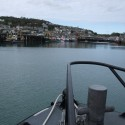 Approach to Newlyn