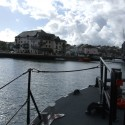 Approach to Falmouth