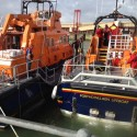 Rosslare Harbour & Porthdinllaen Lifeboats